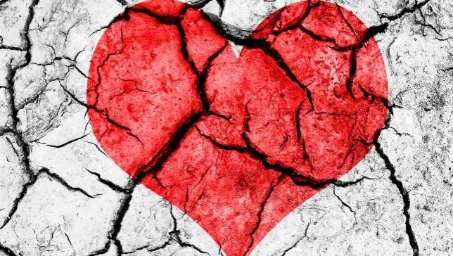 """悲伤才会心碎?开心的事也能引发""""心碎综合症"""""""